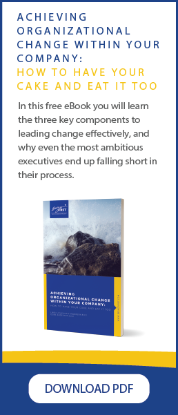 Free Resource: Achieving Organizational Change Within Your Company