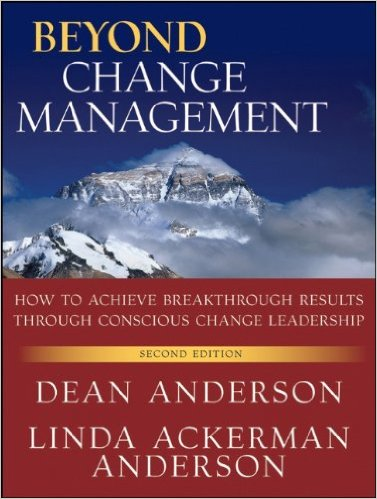 Beyond Change Management - Being First