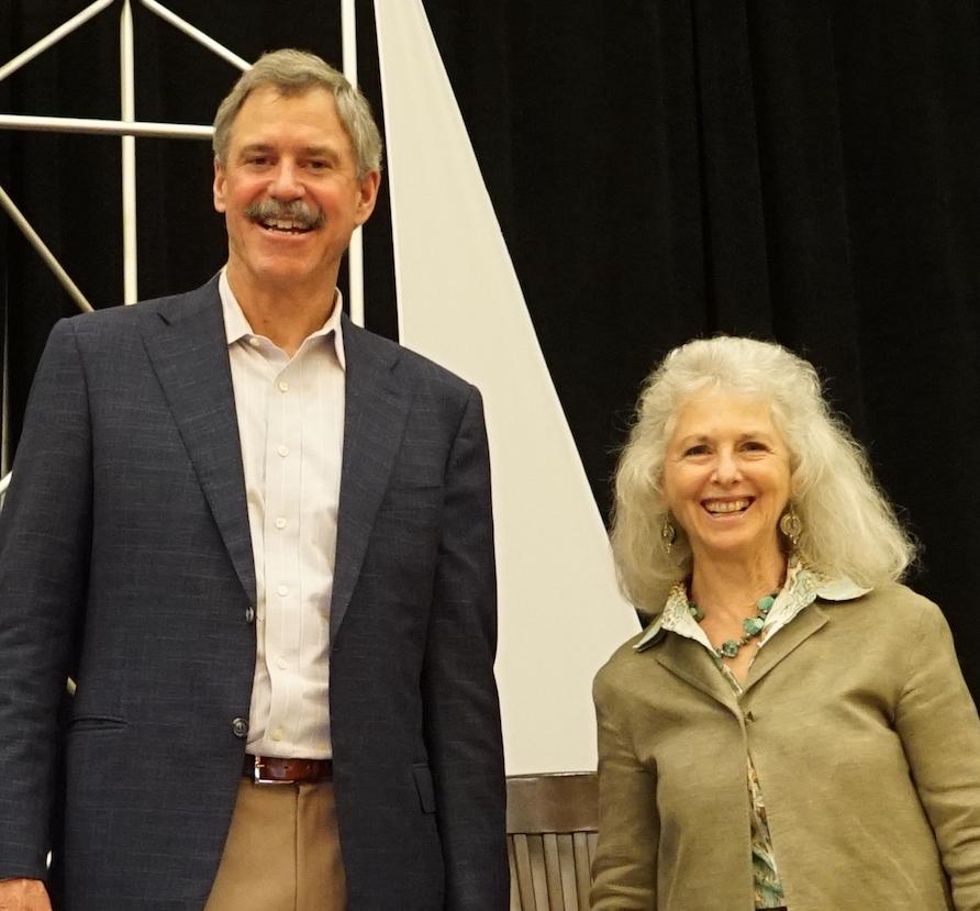 Drs. Dean Anderson and Linda Ackerman Anderson